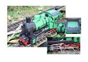 LGB Locomotives