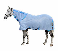 NEW HORSEWARE BLUE AMIGO BUG RUG FLY SHEET 69 FREE SHIP