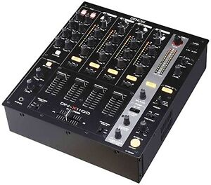 DENON DNX1100 MIXER-MINT CONDITION WITH CASE!!!