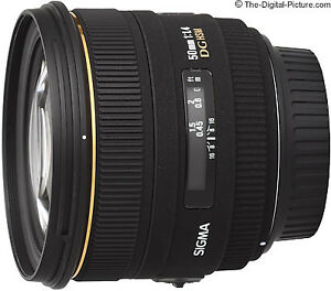 Sigma 50mm F1.4 EX for Nikon  Full frame or DX
