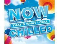 Now That's What I Call Chilled NEW CD - Various Artists