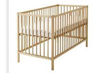 Brand new cot