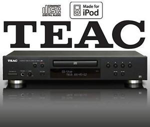 NEW* TEAC CD/USB PLAYER RECORDER - 128228874 - with USB and iPod Digital Interface NEW OPEN BOX
