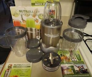 NutriBullet pro Mawson Lakes Salisbury Area Preview