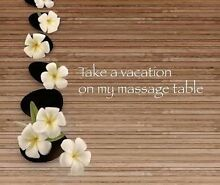 Take a vacation on my massage table Brunswick East Moreland Area Preview