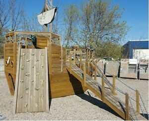 Maritime Themed Playground