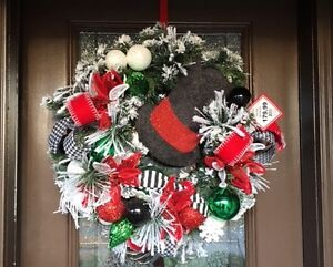 OVER 75% OFF! MIchael's BRAND NEW Christmas Wreath