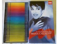Callas The Complete Studio Recordings (70 CD)