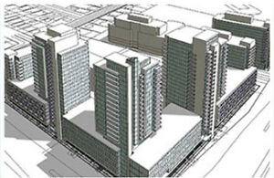 Student's Condo Projects  step to Universities