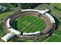 2 Tickets for Cricket ODI England vs South Africa in Southampton on 27th May
