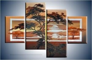 4001-Brand new Landscape, Hand made Oil painting