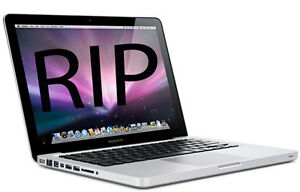 "WANTED MACBOOK PRO 17"" FOR PARTS-CASH READY"