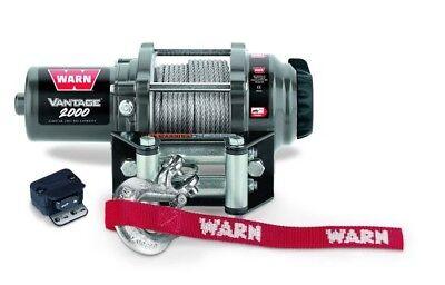 ATV warn Vantage 2000 Seilwinde