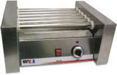 Hot Dog Roller Grill Cooker 10 Hotdogs - Hot Dog Stand