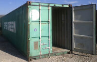 20ft and 40ft Steel Sea Containers for Sale.
