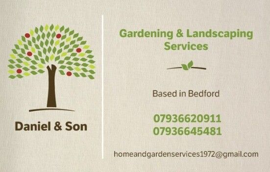Daniel & Son - Gardening, Fences and Landscaping Services | in ...