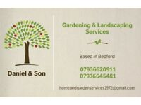 Daniel & Son - Gardening, Fences and Landscaping Services