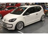 Vw up for sale £6500