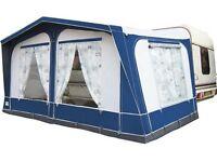 Harewood full caravan awning, 760-784cm