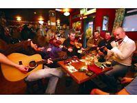 Trad/Folk Musicians Wanted