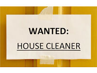 HMO Property Cleaner Wanted