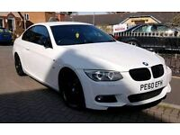 BMW 320D M SPORT AUTOMATIC COUPE FSH HEATED SEATS