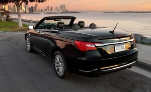 2013 Chrysler 200-Series Touring Cabriolet