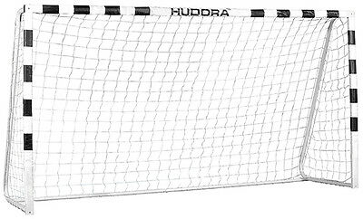 Hudora 76903 Fußballtor Fußball Tor Stadion Sondermodell mit 2 Meter Höhe