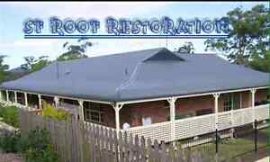 Roof driveway painting & Gutter replacement St Marys Penrith Area Preview