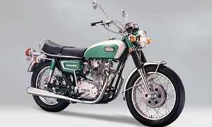 XS650 Bikes or parts wanted.