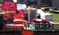 Multi family Garage Sale - minutes from Findley Creek/Greely