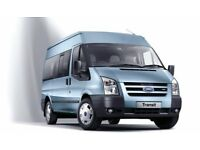 Easy Minibus Hire With Driver Manchester, 8,12,16 seat Minibuses With Driver.