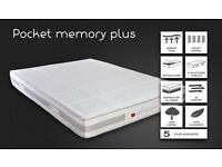 King Size YC Pocket Memory Mattress