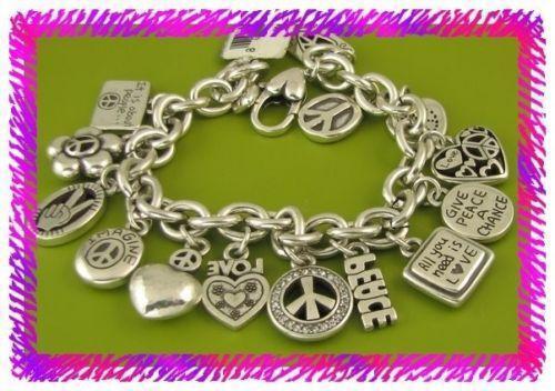 Brighton Peace Bracelet eBay