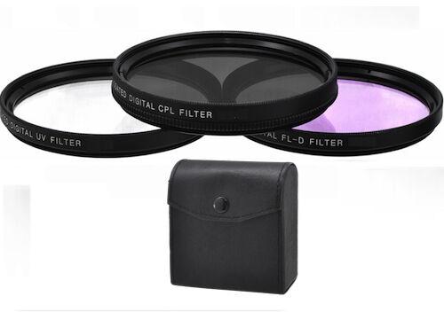 как выглядит Набор аксессуаров для фотоаппаратов или видеокамер Nikon P900 67MM HD PRO ACCESSORY Kit - BAG HD LENSES FLASH 2X EN-EL23 INCLUDED фото