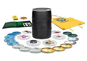 DVD Blu Ray Baril Breaking Bad Collector's Edition