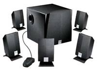 Creative Labs 5.1 Surround Speaker Set