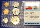 Ungraded 2005 World Mint & Proof Coin Sets