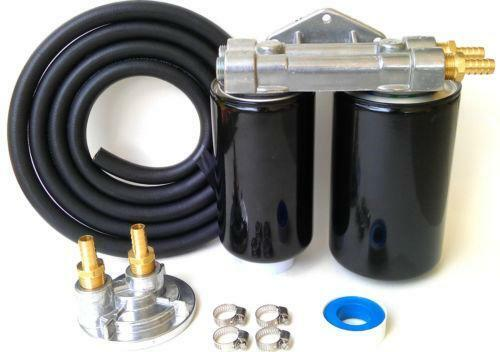 Bypass Oil Filter Kit
