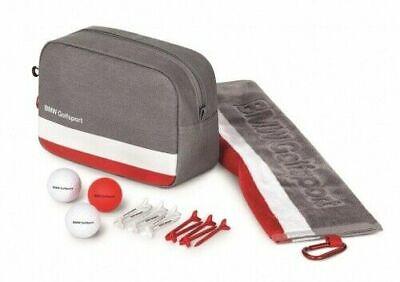 Original BMW Golfsport Geschenk Set Golftasche 6 Bälle 6 Tees 3Golfbälle 2460961 online kaufen