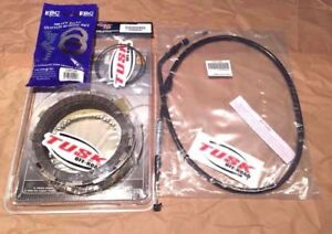 Honda CRF450X 2005-2017 Tusk Clutch, Springs, Cover Gasket, & Cable Kit