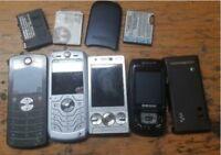 Vier Handy´s 2 X Motorola 1 X Samsung 1 X Sony Ericsson Düsseldorf - Bezirk 8 Vorschau