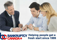 Bankruptcy Canada helps people get a fresh financial start