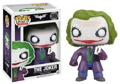 Dark Knight Movie - The Joker Funko Pop! Heroes Toy