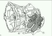 Ford Fusion Gearbox