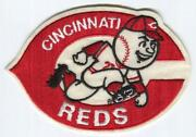 Cincinnati Reds Patch