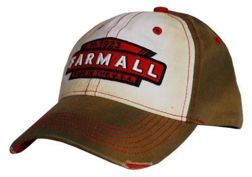 Farmall Hat Ebay