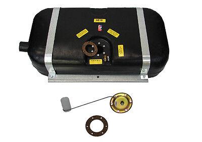 1947-1963 Willys Steel Body Wagon Plastic Gas Tank Kit 15 Gallon Straps Sender