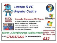 Laptop/Computer/Mobile Repair- Cheap & Reliable
