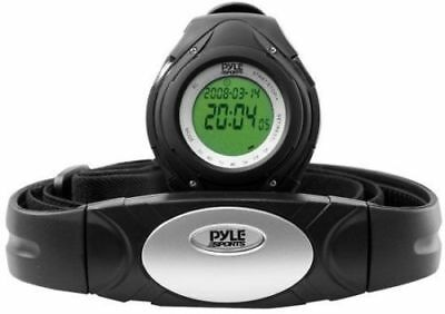 Pyle Heart Rate Monitor Watch, Calorie Counter & Target Zones (PHRM38)™
